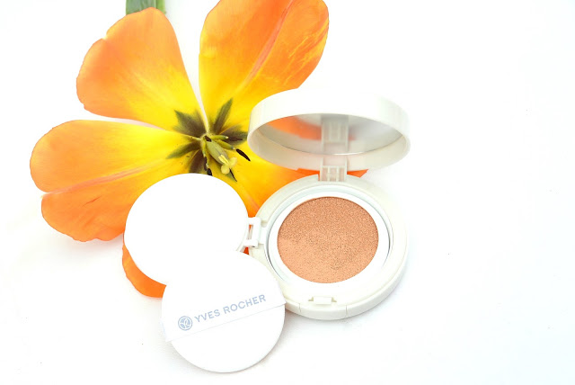 Yves Rocher cushion foundation