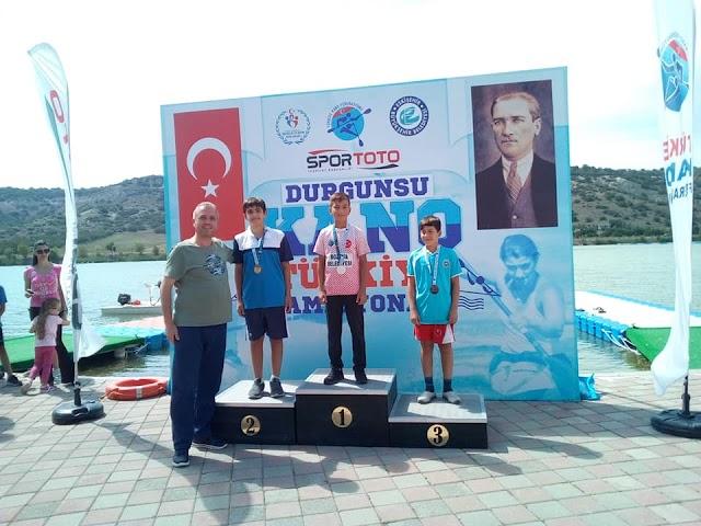 Bozova Kano'da tekrar şampiyon oldu
