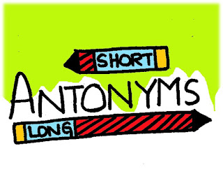 Antonyms - Vocabulary for IBPS, SSC, UPSC, RBI, CAT, GRE Exams