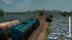Map Severe Russia Less Traffic v 1.0