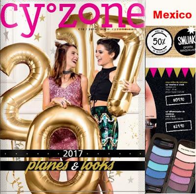 Cyzone Nueva Campaña 18 2016