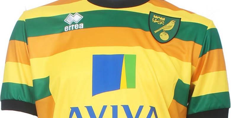 Norwich City 15-16 Kits Released - Footy Headlines eb8d72352