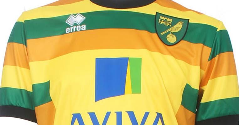 Wholesale Norwich City 15-16 Kits Released 1289e76a4