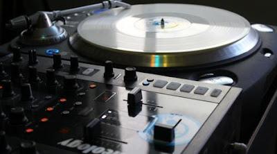 Mezcla DJ