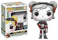 Funko Pop! DC Bombshells Harley Quinn ThinkGeek