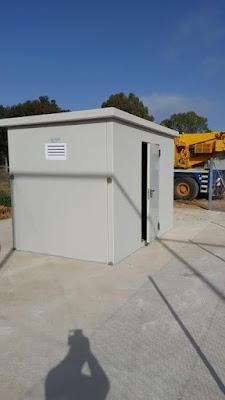 venta de casetas de hormigón prefabricadas