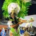CARNAVAL: Ana do Ziriguidum brilhou em 2019 e diz que o samba está em todos os lugares