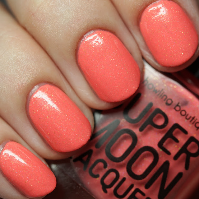 Supermoon Lacquer I Warned You