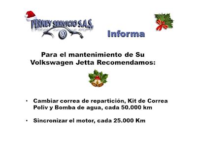 Perney Servicio SAS Servicio Tecnico VW Jetta