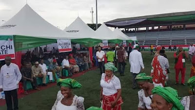 Emergency in PDP as two groups hold party convention in Abuja and Portharcourt