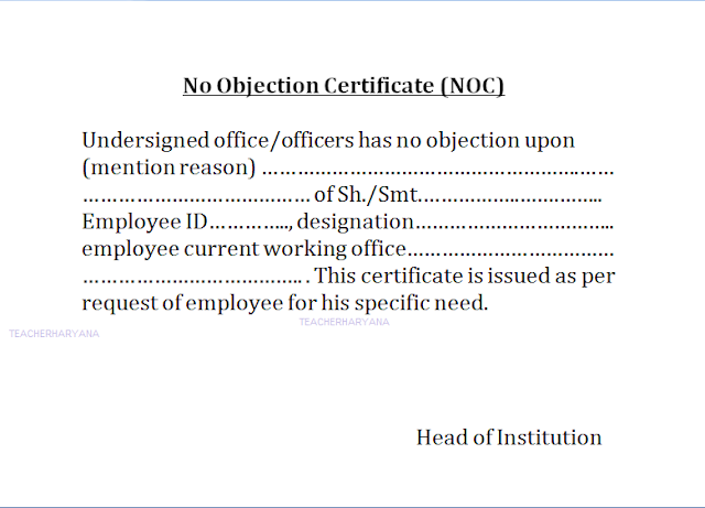 Proforma of no objection certificate geccetackletarts proforma of no objection certificate no objection certificate thecheapjerseys Choice Image