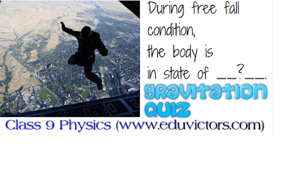 CBSE Class 9 - Physics - Gravitation (Worksheet) (#cbseNotes)