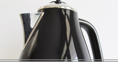 how to clean kettle with distilled vinegar