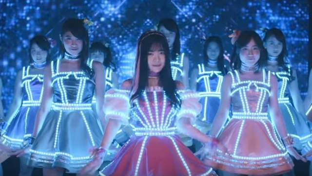 Lirik Lagu High Tension - JKT48