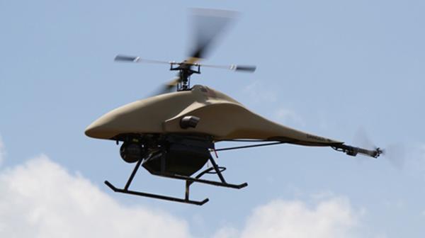 Avión no tripulado (UAV) Shadow Hawk