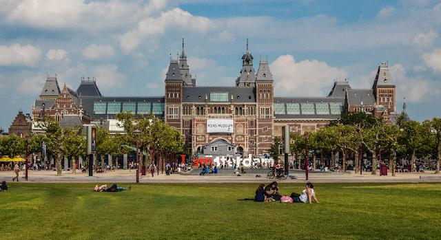 Gastos com passeios, atrações e museus em Amsterdã