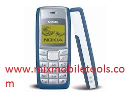 Nokia 1110 RH-70 Latest Updated Flash File Free Download
