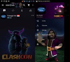 BBM MOD Clashcon