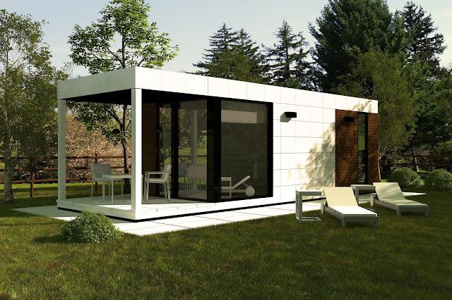 Módulo de jardín Resan - Suite 21