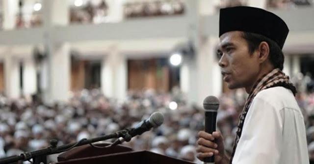 H-1 Ustaz Abdul Somad Batal Ceramah, Jemaah di Malang Tetap Datang
