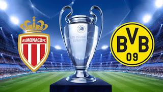 مشاهدة مباراة بوروسيا دورتموند وموناكو بث مباشر بتاريخ 03-10-2018 دوري أبطال أوروبا