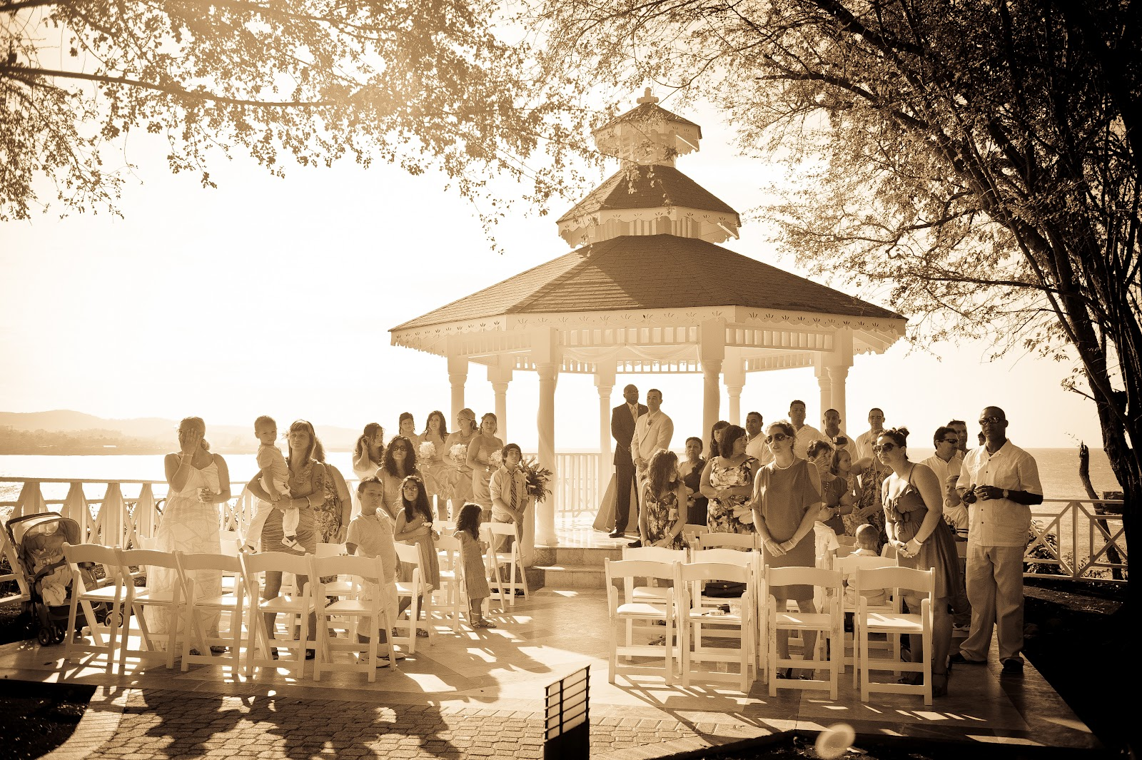 Paula Carlos Destination Wedding At The Grand Palladium Lady Hamilton Resort Montego Bay Jamaica