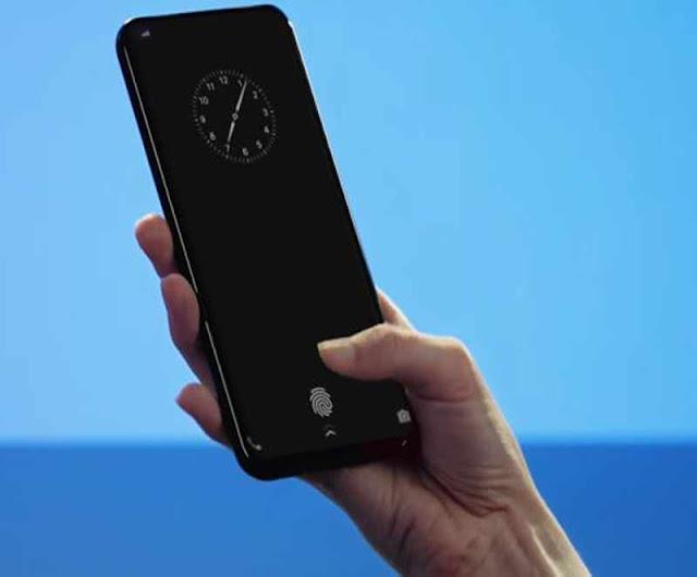 Under Display Fingerprint