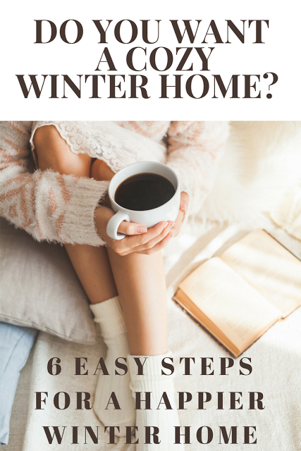 6  easy steps for a happier winter home