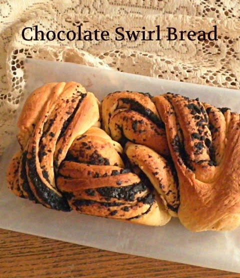 chocolate swirl bread recipe @ http://treatntrick.blogspot.com