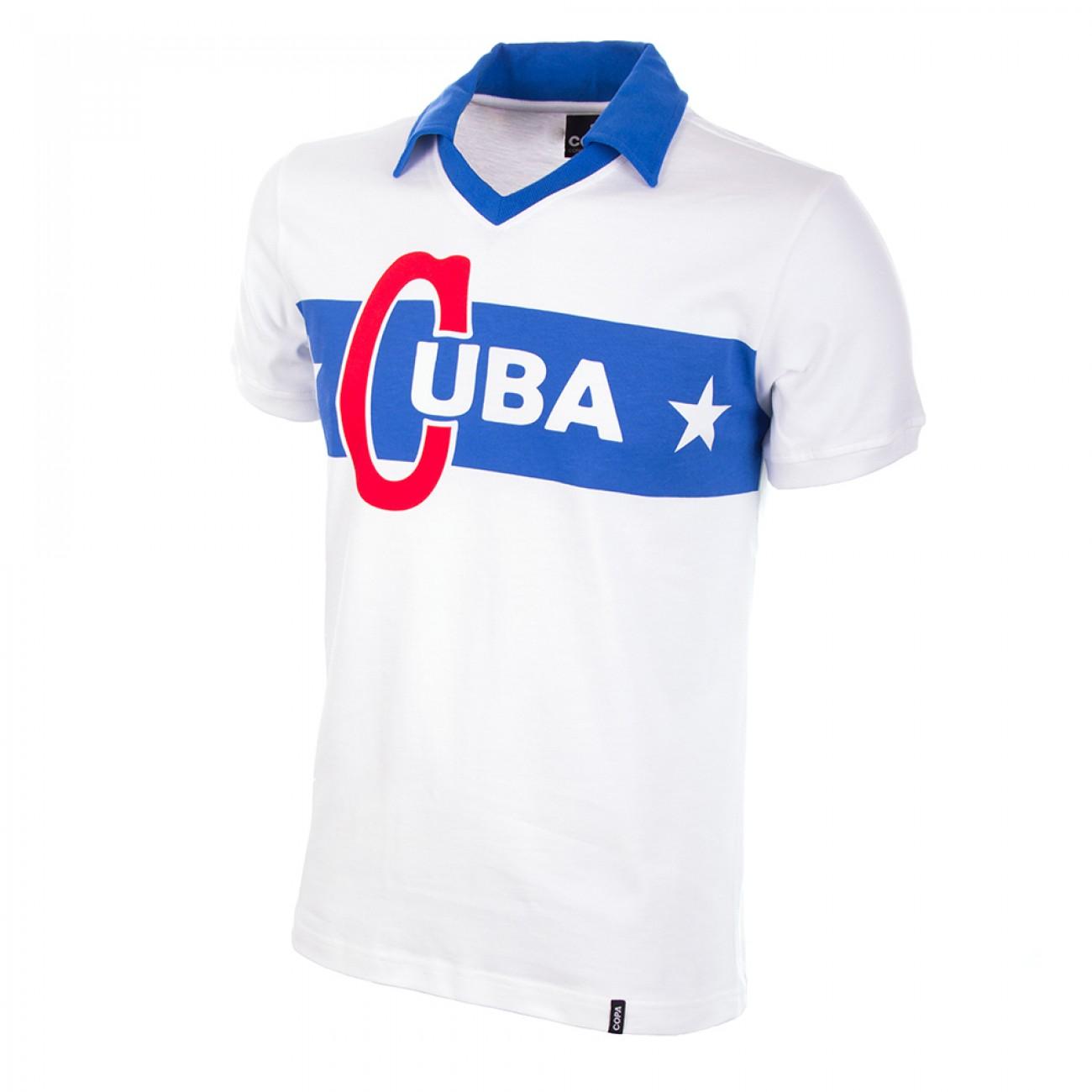 http://www.retrofootball.es/ropa-de-futbol/camiseta-cuba-1962-castro.html