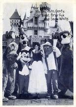Vintage Disneyland Tickets April 2012