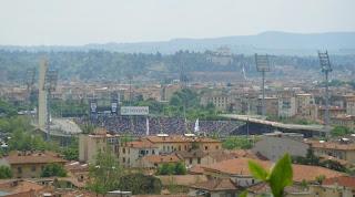 Florence's Stadio Artemio Franchi