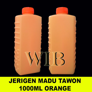 JERIGEN MADU AL WADEY TAWON 1 LITER  ORANGE