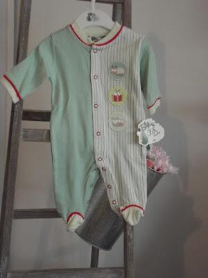 Pijama verde bebe nueva coleccion de pijamas primavera verano
