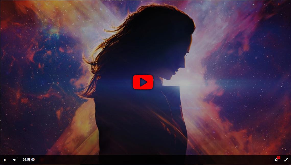 Dark Phoenix Película Completa