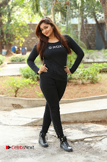 Actress Aswini Latest Stills in Black Denim Jeans  0200.JPG