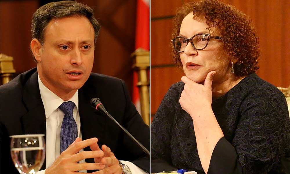 VÍDEO: Mira lo que respondió la jueza Miriam Germán a Jean Alain ...