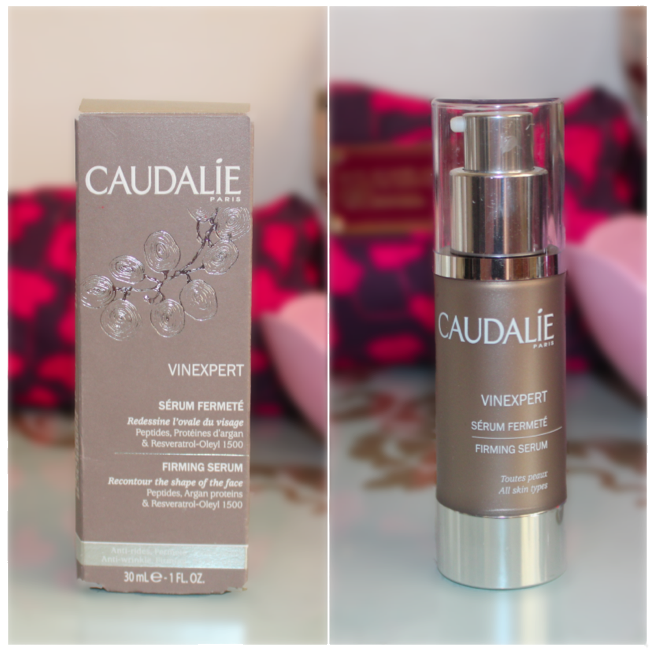 Review Caudalie Vinexpert Firming Serum Obsessed By Beauty