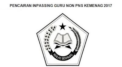 Pencairan Inpassing Guru Non PNS Kemenag 2017