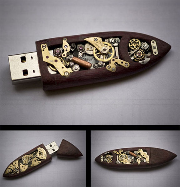 Most Creative Flash Drives
