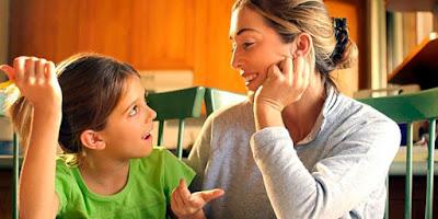 Como escuchar a los niños
