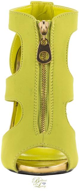 Brilliant Luxury ♦ Qupid Hannah Sandals