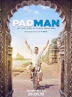Download Soundtrack Padman (Original Motion Picture Soundtrack) - EP [MP3]