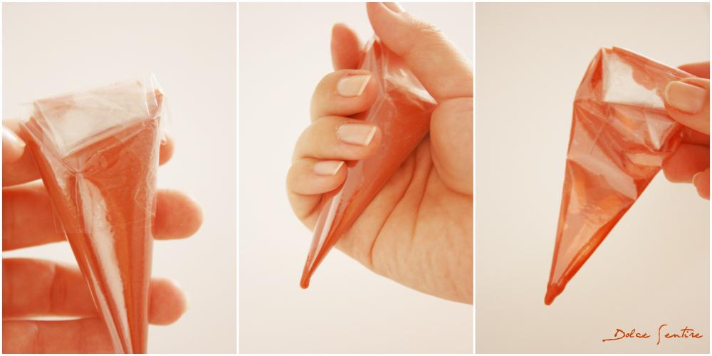 Guía Básica para Principiantes: Mangas pasteleras y conos de papel o celofán {FotoTutorial} cellophane piping bags