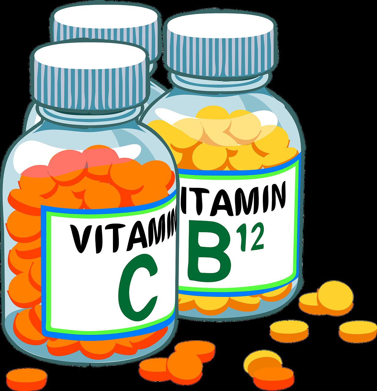 A Guide to the B6, B Complex, C, D, E Vitamin,