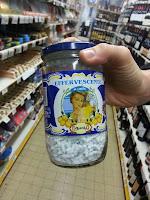 poudre pour boisson effervescente au bicarbonate