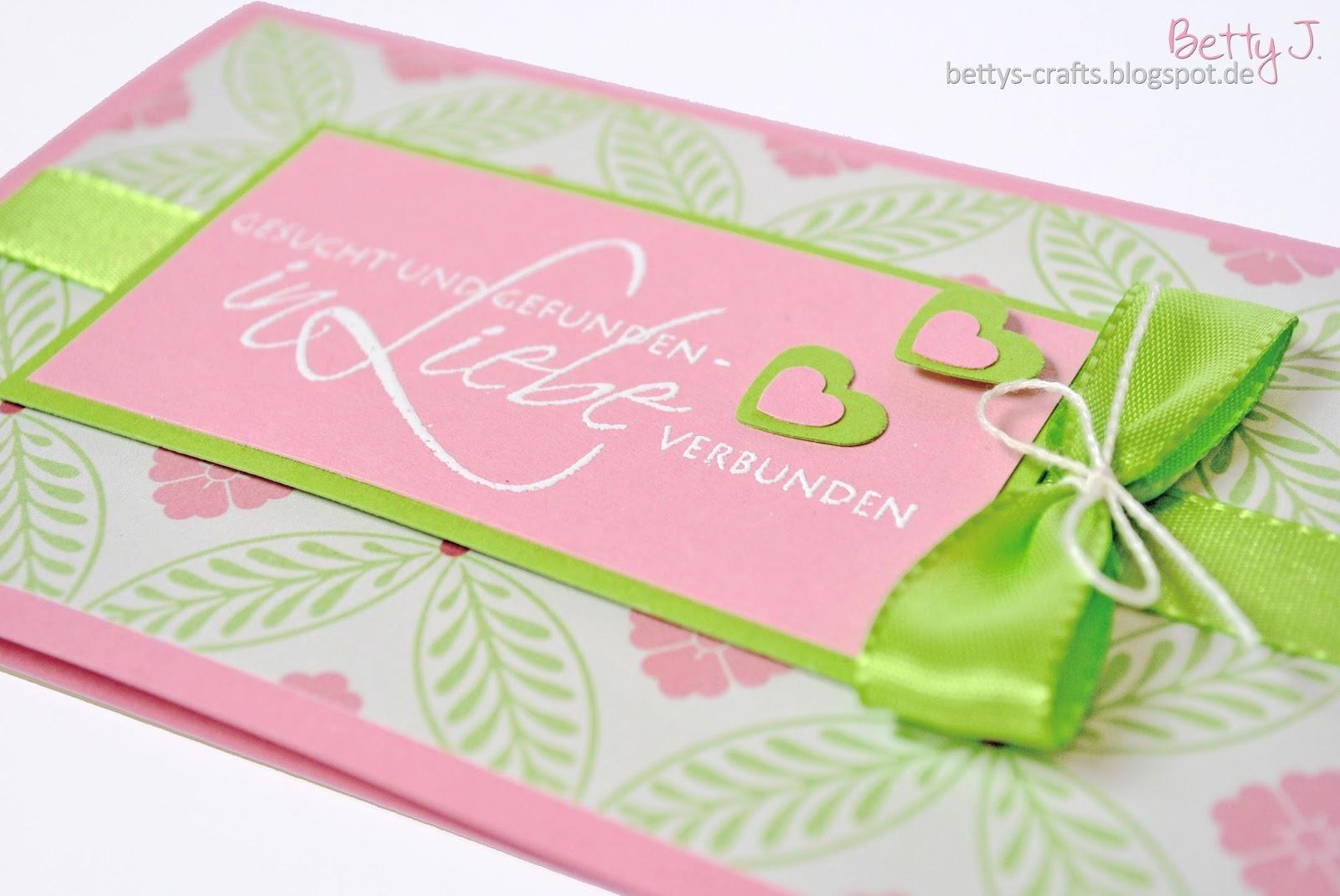 Bettys Crafts Hochzeitseinladung Karte Gesucht Und Gefunden In