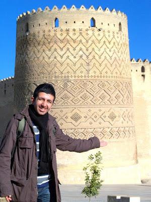 Arg-e Kerim Han, Şiraz