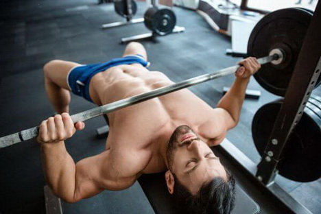 Chest and Back Workout for Mass