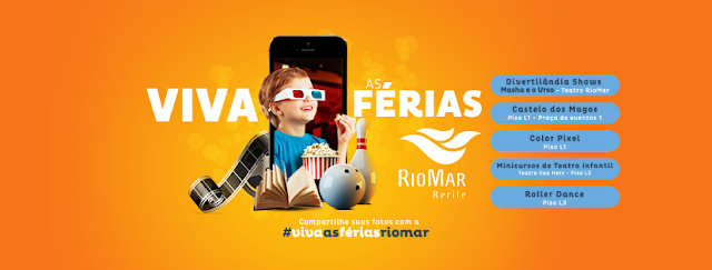 Viva as Férias RioMar